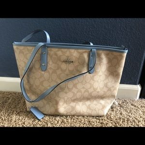 Coach City Tote Bag New with Tag